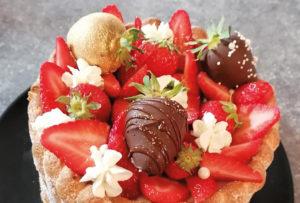 Gâteau Les délices d'Hélise