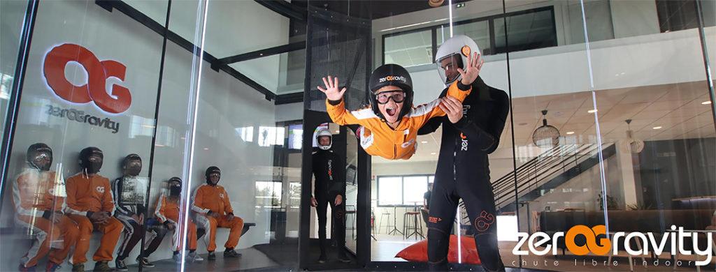 ZerOGravity, une expérience à la hauteur