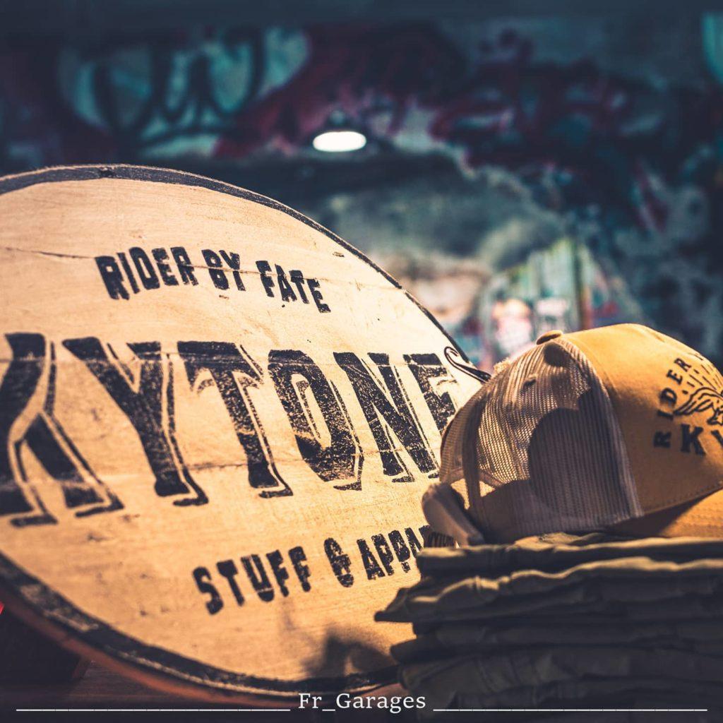 Steel Riders - Prêts-à-porter masculin Kyton