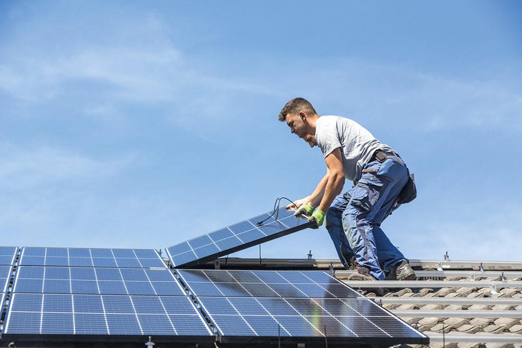 Panneaux Photovoltaïques - RP France