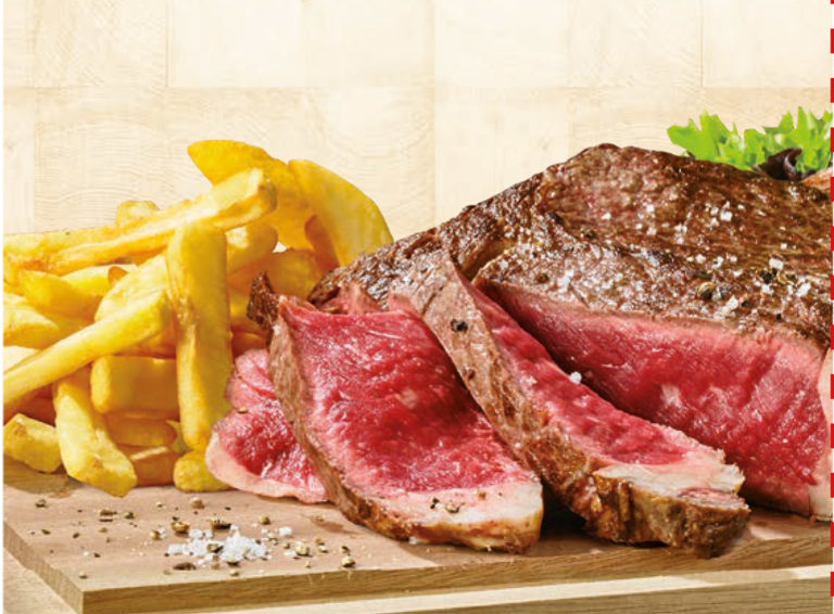 Steak frites © La Boucherie