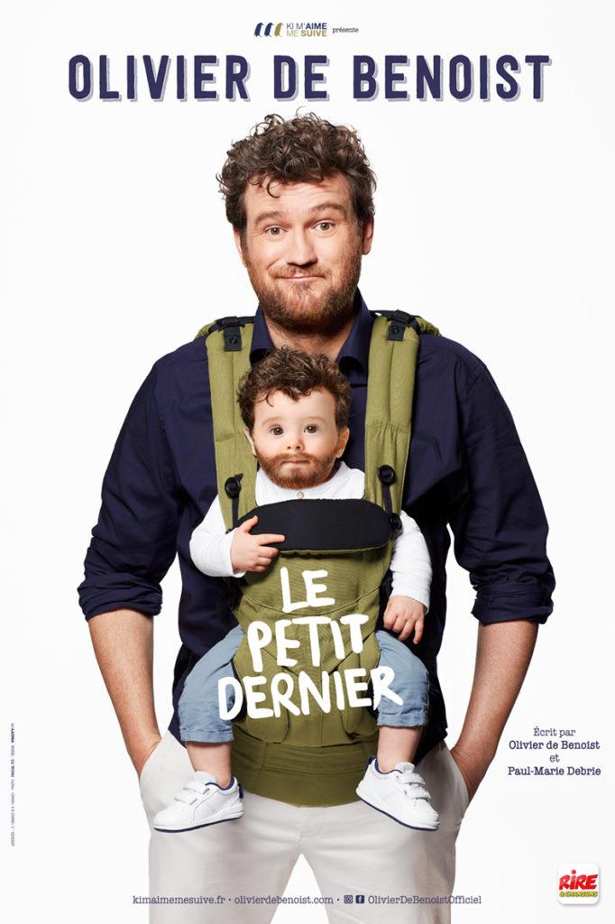 OLIVIER DE BENOIST – LE PETIT DERNIER [HUMOUR]