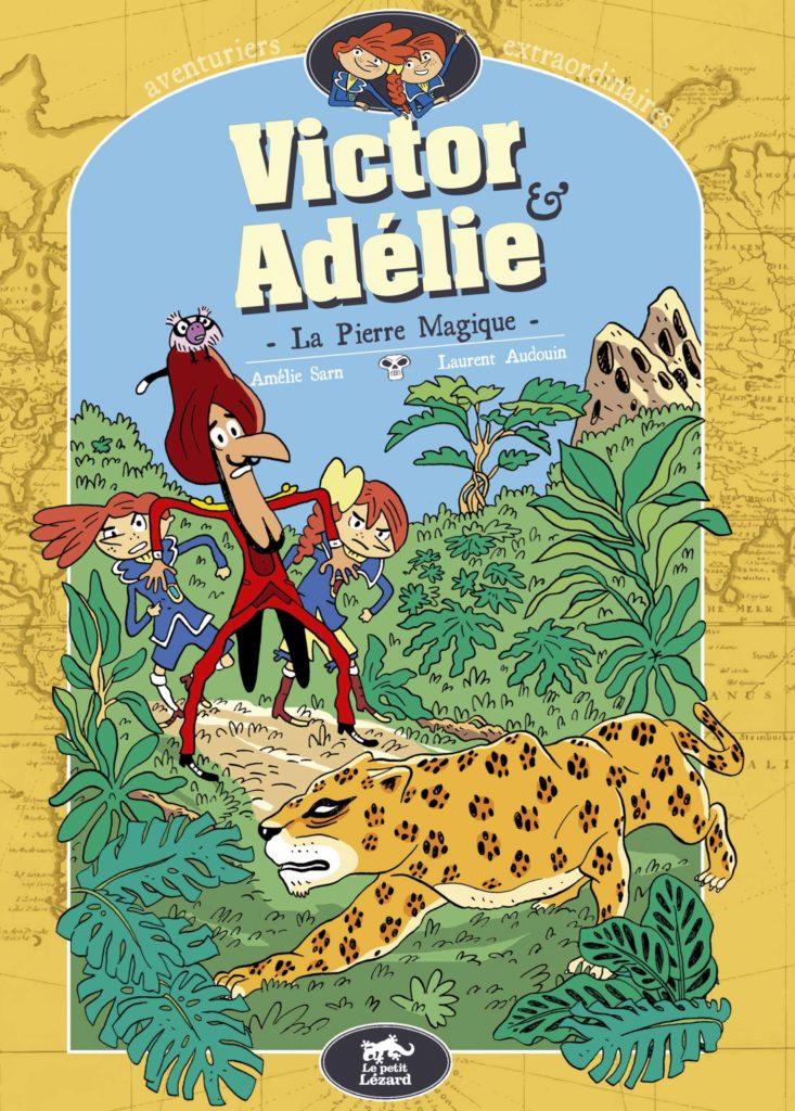 Victor et Adélie