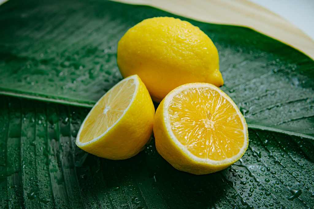 Citron © han lahandoe Unsplash
