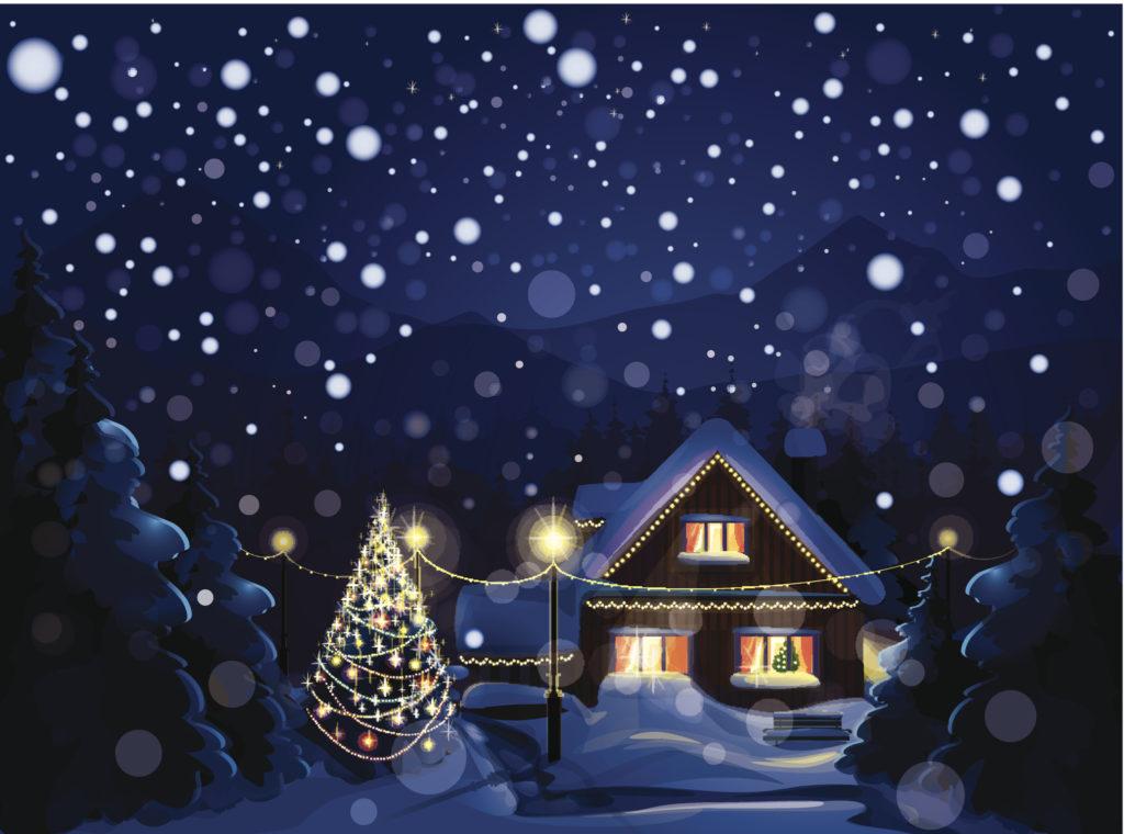 Conte : La Nuit avant Noël