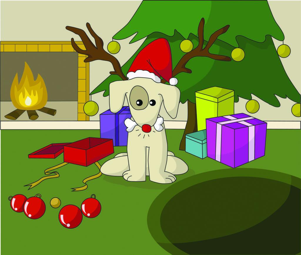 Conte : Un Copain pour Noël