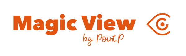 Logo Magic View by Point P