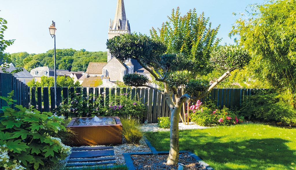 Aménagement jardin Loosfeld Paysage @loosfeldpaysage