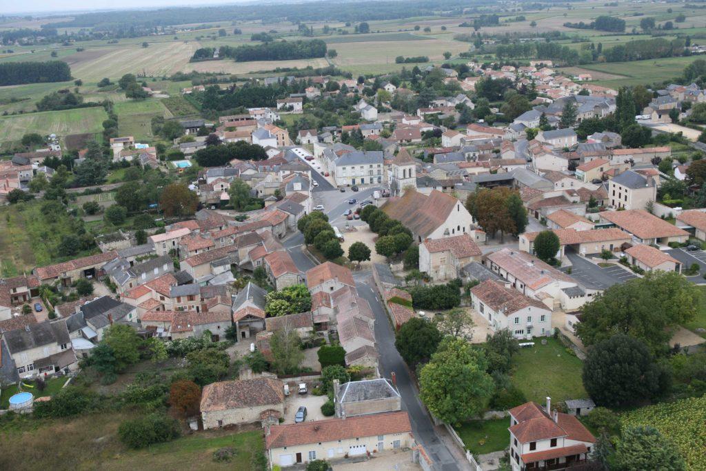 Saint Martin La Pallu ©Wikimedia Commons