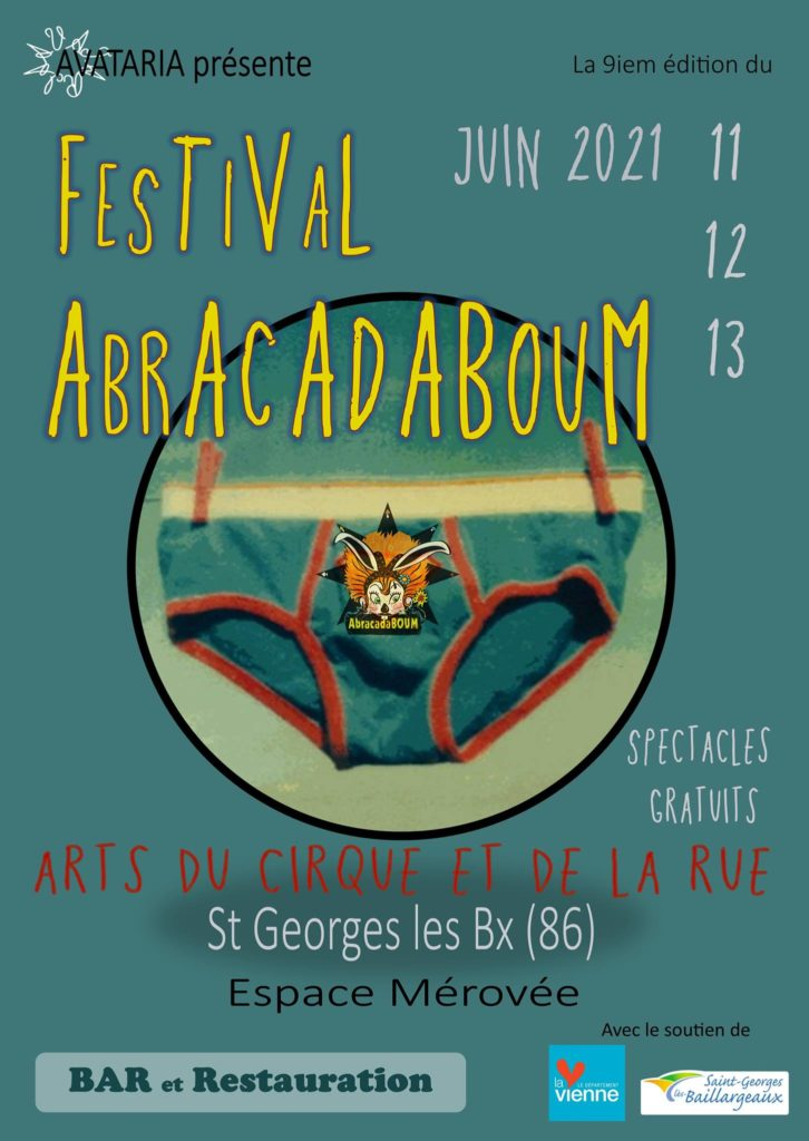 FESTIVAL ABRACADABOUM 2021