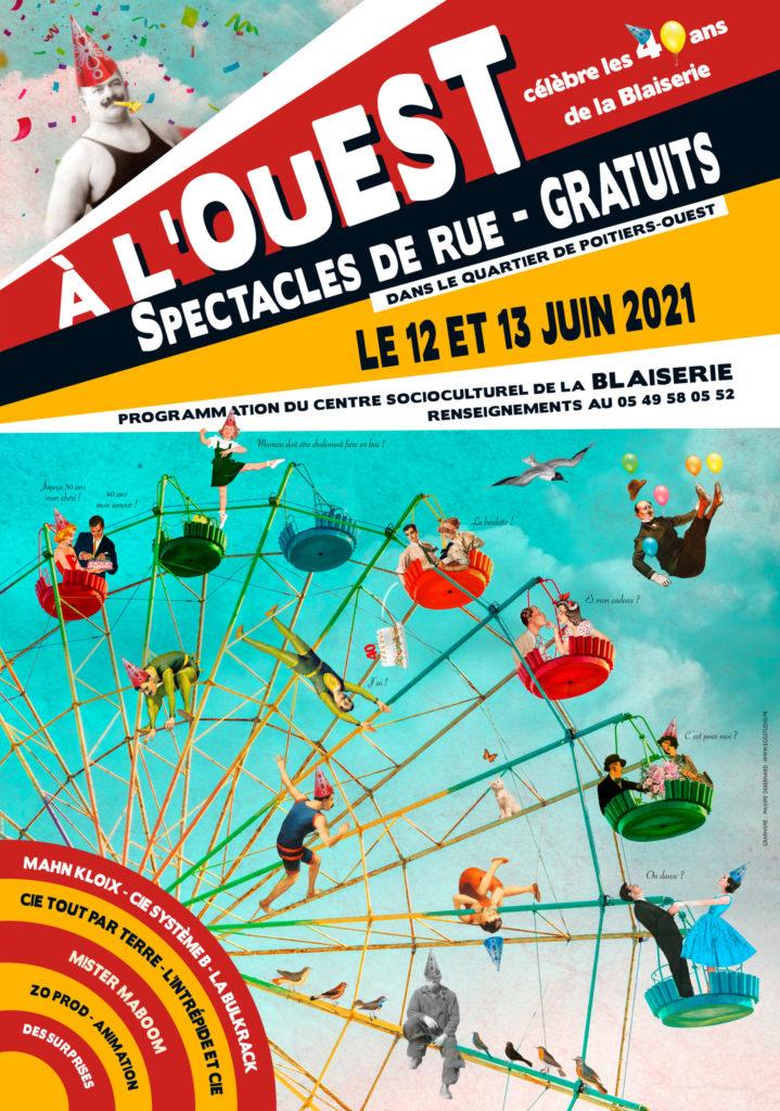 """Le festival """"A L'OUEST"""""""