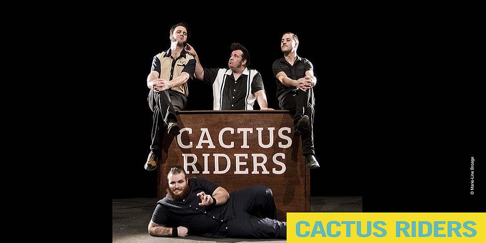 Cactus Riders - ©heuresvagabondes