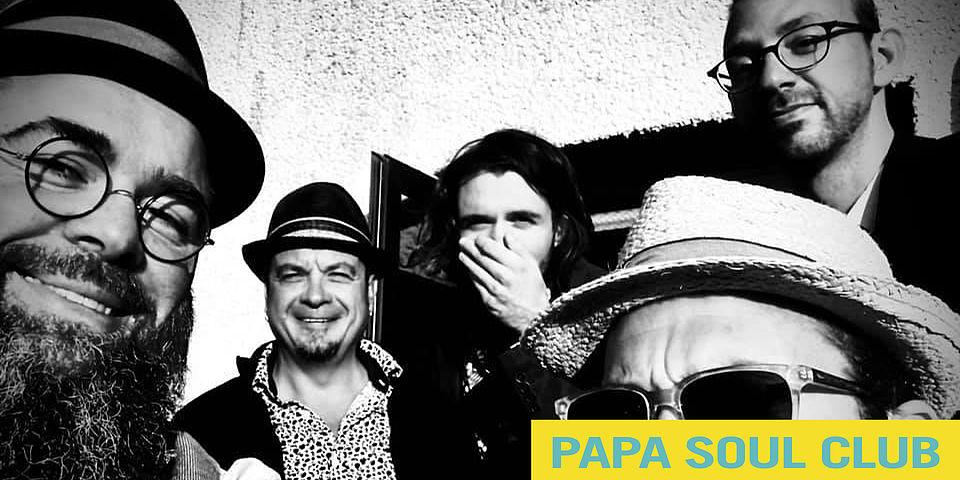 Papa Soul Club - ©heuresvagabondes