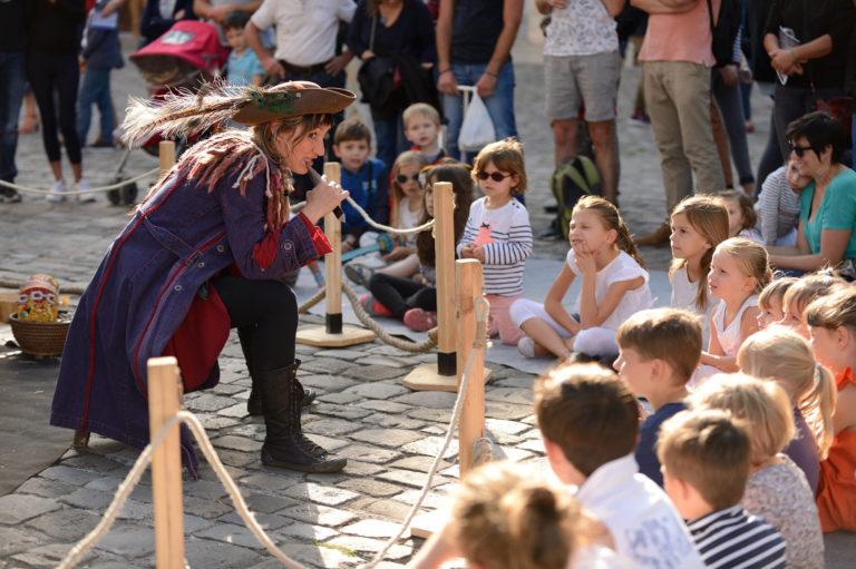 Cirque Le Défi Pirate ©Mickël Planes, Momentum Production